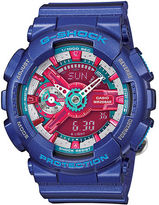 Casio Womens Hyper Colour Oversized AnaDigi Watch GMAS110HC-2A