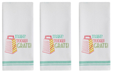 Make Today Grate Dish Towels (Set of 3)