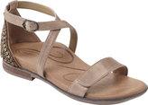 Aetrex Women's Brenda Ankle Strap Sandal