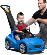 Step2 Blue Whisper Ride Cruiser Push Car