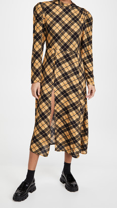 Rahi Long Sleeve Midi Dress