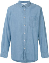 Universal Works denim shirt