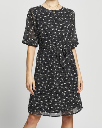 Atmos & Here Jenna Dotty Dress