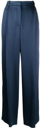 Nina Ricci High-Waist Wide Trousers