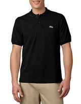 Lacoste Pique Cotton Polo Shirt