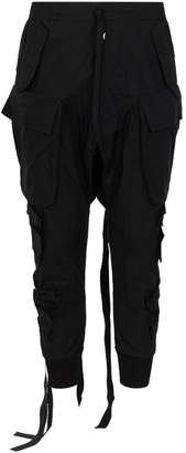Unravel Tech Cargo Trousers