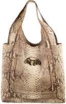 Derek Lam Python Shoulder Bag
