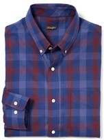 J.Mclaughlin Carnegie Classic Fit Shirt in Cooper Check