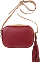 Nadia Minkoff The Borough Camera Bag Oxblood