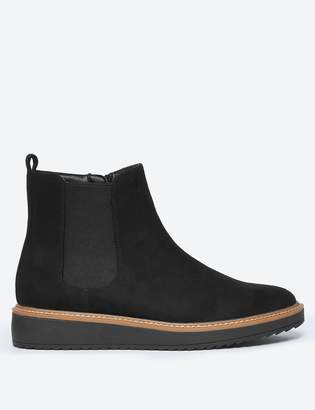 M&S CollectionMarks and Spencer Flatform Chelsea Boots