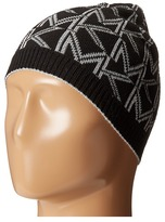MICHAEL Michael Kors Beanie with Metallic Logo
