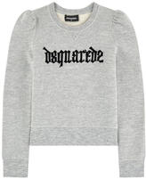 DSQUARED2 Mini Me sweatshirt