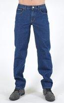 Dinamit Jeans Dinamit Degree Mens Classic, Relax Fit, Boot Cut, Blue Denim Jeans
