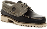 Timberland Athletic 3-Eye Boat Shoe