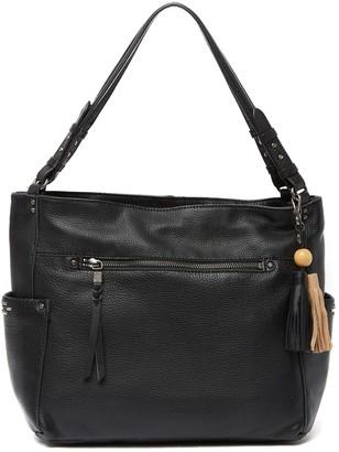 The Sak Embellished Leather Tote Bag