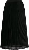 Missoni pleated la lamidi skirt