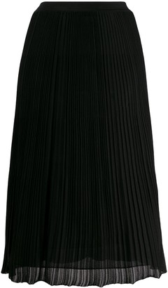 Missoni Pleated La Lamidi Skirt