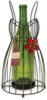 Boston Warehouse Vineyard Road Dress Wine Bottle Holder