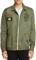 Scotch & Soda Army Shirt Jacket