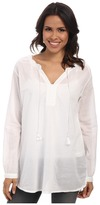 Jag Jeans Clara Cotton Voile Relaxed Fit Tunic