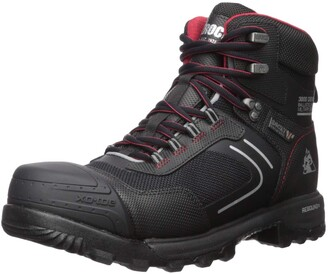 Rocky Men's XO Waterproof Composite Toe Work Boot Ankle