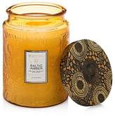 Voluspa Japonica Limited Large Baltic Amber Glass Candle