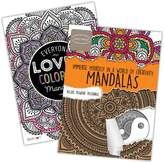 Bendon Mandalas 2-pk. Adult Color Books