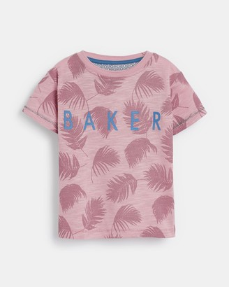 Ted Baker Feather Printed Logo T-shirt