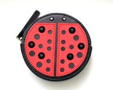 Kate Spade new york Ladybug Leather Coin Purse