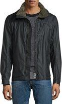 Belstaff Citymaster Waxed Cotton Jacket, Black