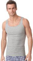 Alfani Men's Underwear, Tagless Tank Top Rib 4 Pack
