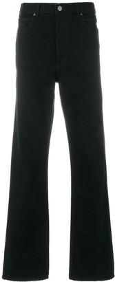 Calvin Klein Boot-Cut Jeans