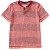 Lucky Brand Little Boys 4-7 Striped Henley Tee