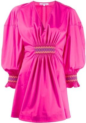 Derek Lam 10 Crosby Katerina Sateen dress