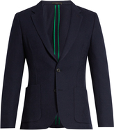 Paul Smith Notch-lapel wool blazer