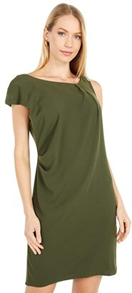 Trina Turk Blondell Dress (Peat) Women's Clothing