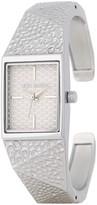 Steve Madden Women's Alloy Bracelet Watch