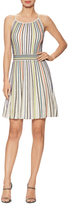 M Missoni Intarsia Scoopneck A-Line Dress