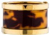 Michael Kors Tortoiseshell Band Ring
