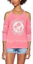 Only Women's Onlperuvian Cold Shoulder Swt Sweatshirt