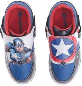Heelys Twisterx2 Captain America (Little Kid/Big Kid)