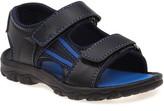 Beverly Hills Polo Club Boys' Sandals BKBU - Black & Blue Sport Sandal - Boys