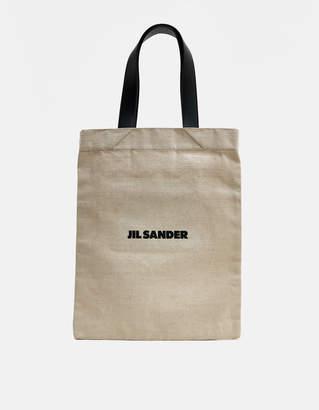 Jil Sander Medium Flat Shopper Tote