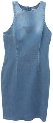 Closed Grey Cotton - elasthane Dress for Women