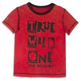 True Religion Toddler's, Little Boy's & Boy's Graphic Front T-shirt