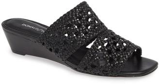 Donald J Pliner Albi Woven Slide Sandal