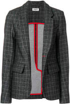Zadig & Voltaire Very check blazer