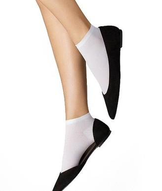 Wolford Cotton Sneaker Socks