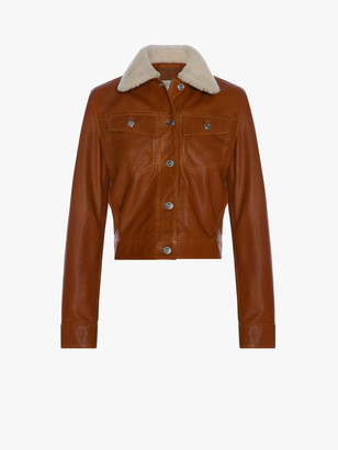 R.M. Williams Women's Cropped Rider Jacket