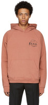 Enfants Riches Deprimes Pink teen Wilderness Therapy Hoodie
